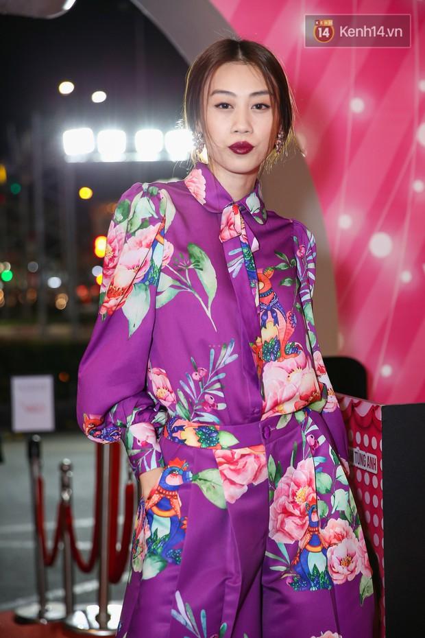 Lan Khuê, Team Sang diện lộng lẫy đến ủng hộ Trương Mỹ Nhân ra mắt phim điện ảnh thứ hai đóng vai chính - Ảnh 8.