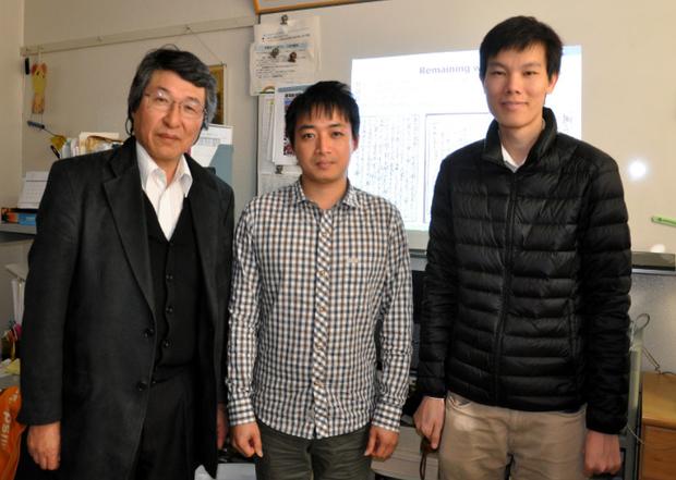 Du học sinh Việt chiến thắng giải thưởng về trí tuệ nhân tạo các trường ĐH, CĐ toàn Nhật Bản - Ảnh 9.