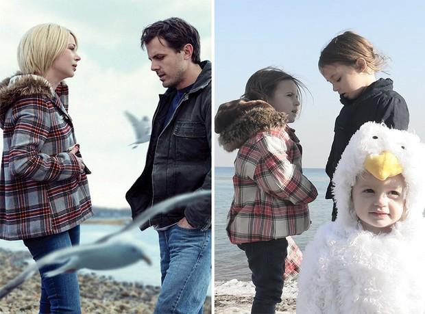 16 màn cosplay thần sầu các cảnh kinh điển trong giải Oscar của bé gái diễn sâu - Ảnh 1.