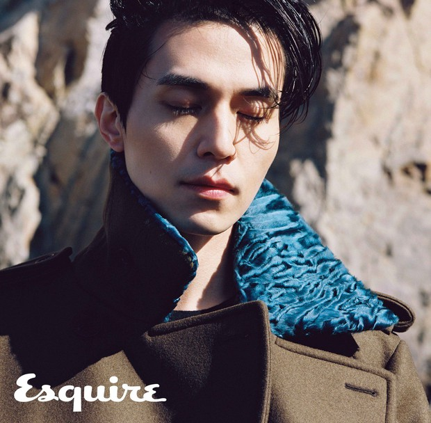 Đẳng cấp nam thần của Lee Dong Wook: Nhẵn nhụi thì thư sinh, mà để râu thì lại quá gợi cảm! - Ảnh 4.