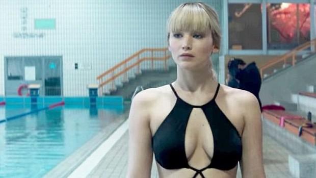 Jennifer Lawrence đóng cảnh nude, hay nói tục nhưng luôn bắt các bạn trai xét nghiệm bệnh tình dục - Ảnh 1.