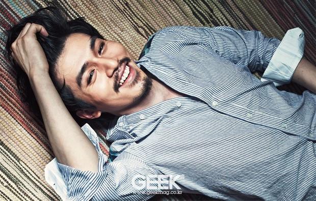 Đẳng cấp nam thần của Lee Dong Wook: Nhẵn nhụi thì thư sinh, mà để râu thì lại quá gợi cảm! - Ảnh 7.