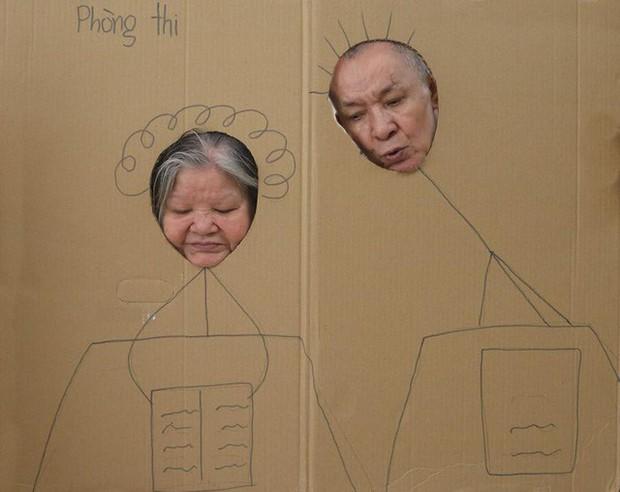 Đằng sau cánh cửa một viện dưỡng lão ở Hà Nội: Ừ thì, mình cứ vui hết mình thôi! - Ảnh 1.