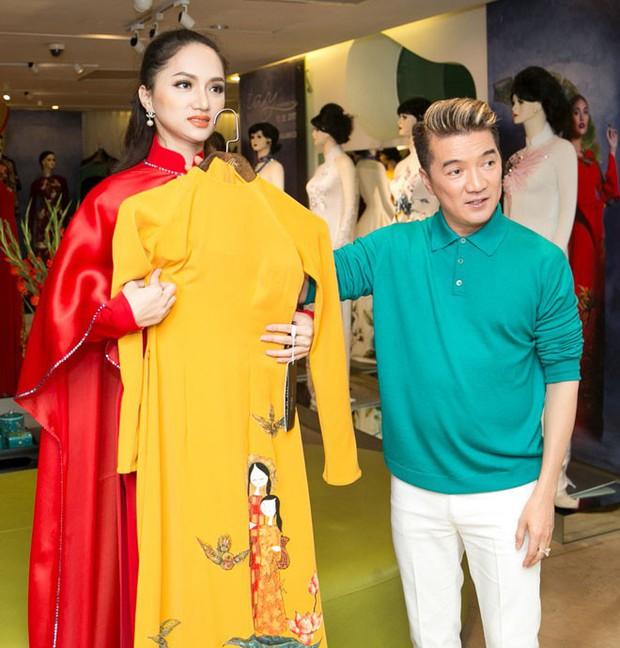 Câu nói xúc động của Hương Giang gửi Mr Đàm sau khi đăng quang Hoa hậu: Anh yên tâm, em không thay đổi gì đâu - Ảnh 2.