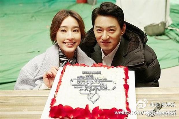 Thêm 1 mối tình Trung - Hàn tan vỡ: Sao nam Hoàng hậu Ki và mỹ nhân Cbiz xác nhận chia tay sau 1 năm hẹn hò - Ảnh 1.