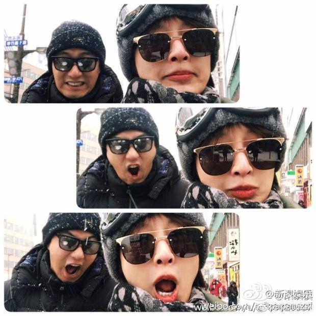 Thêm 1 mối tình Trung - Hàn tan vỡ: Sao nam Hoàng hậu Ki và mỹ nhân Cbiz xác nhận chia tay sau 1 năm hẹn hò - Ảnh 2.