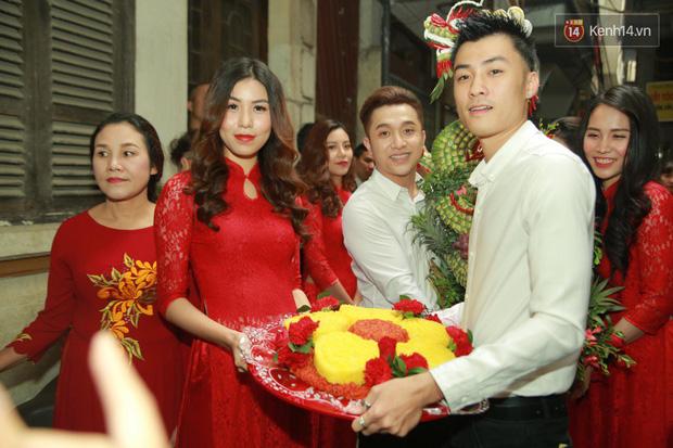 Điểm danh dàn trai Vbiz chưa vợ siêu hot trong đội bê tráp ăn hỏi của Khắc Việt - Ảnh 4.