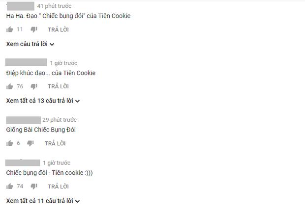 Chàng trai tóc xù của Sing My Song bị khán giả tố đạo ca khúc của Tiên Cookie - Ảnh 4.