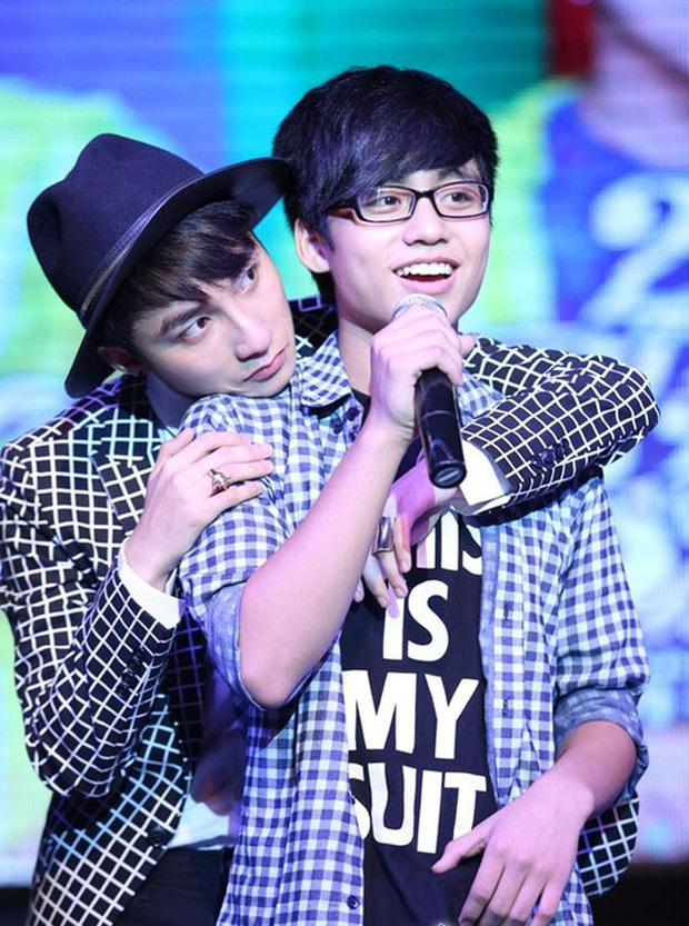 Em trai Sơn Tùng M-TP đốn tim fan với bản cover Anh sai rồi của anh trai ngọt lịm - Ảnh 5.