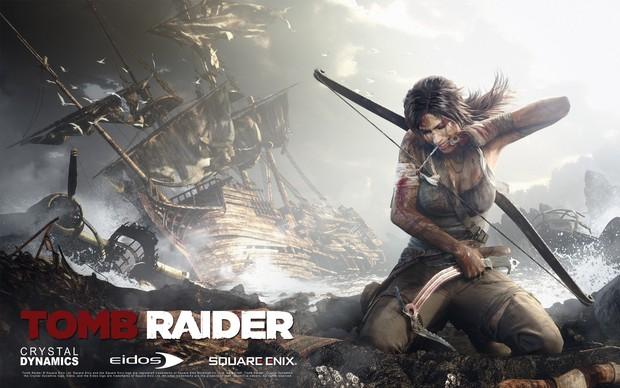 Giải mã bí mật chấn động về vương triều Yamatai qua bom tấn hành động tháng Ba Tomb Raider - Ảnh 1.