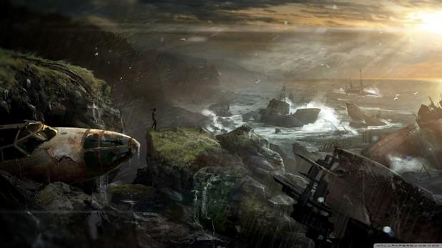 Giải mã bí mật chấn động về vương triều Yamatai qua bom tấn hành động tháng Ba Tomb Raider - Ảnh 5.