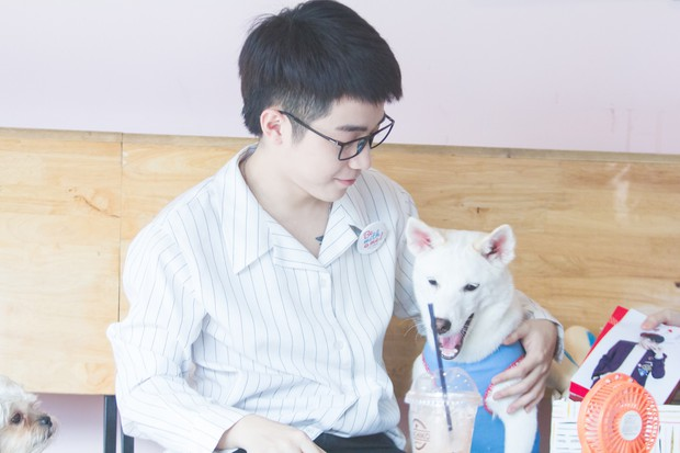 Đáng yêu như Toki (UNI5): Lạnh lùng cool ngầu là thế nhưng lại... sợ chó - Ảnh 8.