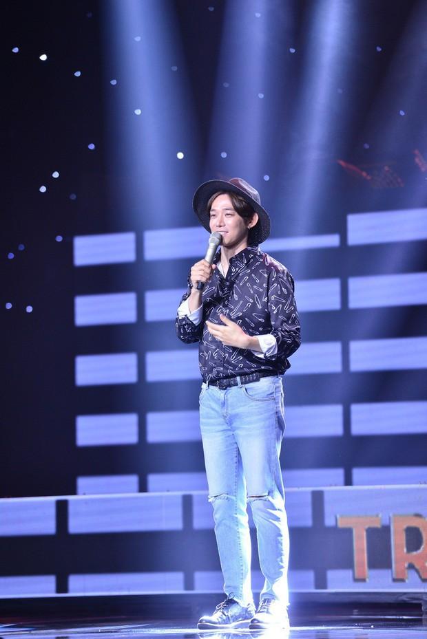Thí sinh Hàn Quốc quỳ xuống xin lỗi vì không chọn về đội Giáng Son tại Sing My Song - Ảnh 2.