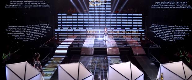 Thí sinh Hàn Quốc quỳ xuống xin lỗi vì không chọn về đội Giáng Son tại Sing My Song - Ảnh 3.