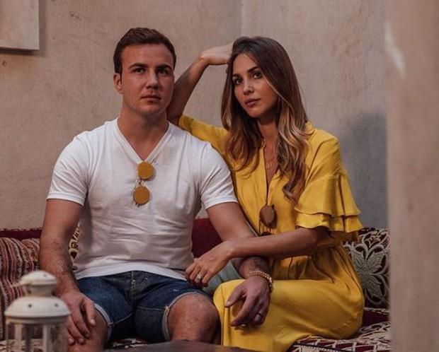 Gotze sẽ cưới bạn gái xinh như thiên thần sau World Cup 2018 - Ảnh 1.