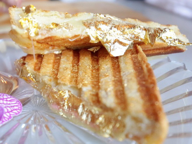 Muốn khám phá vị vàng thế nào, 7 món ăn dát vàng này chính là thứ nên thử, Việt Nam cũng có 1 món - Ảnh 6.