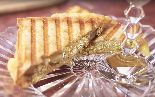 Muốn khám phá vị vàng thế nào, 7 món ăn dát vàng này chính là thứ nên thử, Việt Nam cũng có 1 món - Ảnh 7.
