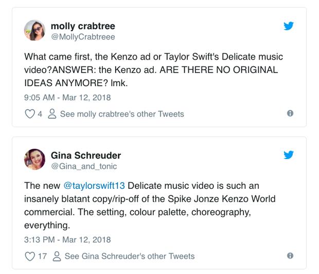 Giới mộ điệu thời trang phát hiện ra MV mới của Taylor Swift đã nhái lại còn lỗi - Ảnh 7.