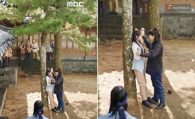 Tuyển tập khoảnh khắc diễn viên Hàn bị bạn diễn tàn nhẫn sỉ nhục chiều cao - Ảnh 19.