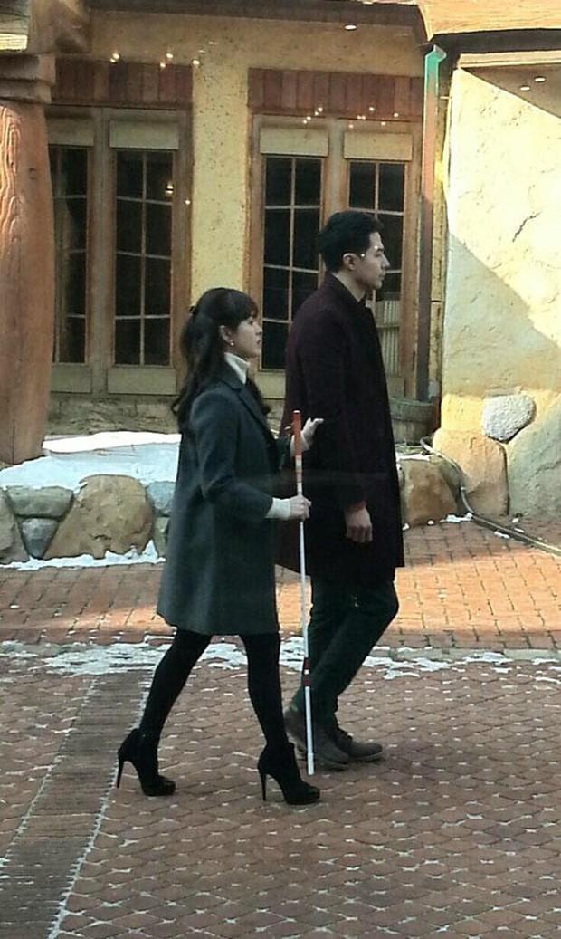 Tuyển tập khoảnh khắc diễn viên Hàn bị bạn diễn tàn nhẫn sỉ nhục chiều cao - Ảnh 13.