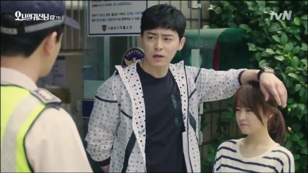 Tuyển tập khoảnh khắc diễn viên Hàn bị bạn diễn tàn nhẫn sỉ nhục chiều cao - Ảnh 3.