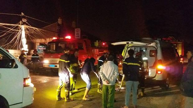 Vụ án cháy khu biệt thự cổ khiến 5 người chết: Nghi can phóng hỏa từng đâm thủng phổi chủ nhà - Ảnh 2.
