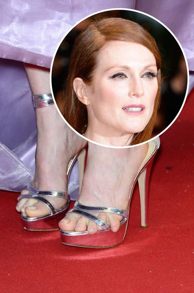 Đừng để đôi chân nhăn nheo như dàn sao Hollywood chỉ vì mắc phải thói quen xấu này - Ảnh 3.