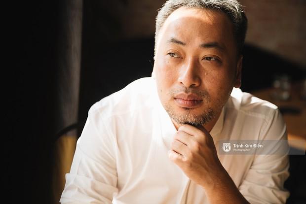 Đạo diễn Nguyễn Quang Dũng: Không phải phim nào remake cũng thành phim hay! - Ảnh 6.
