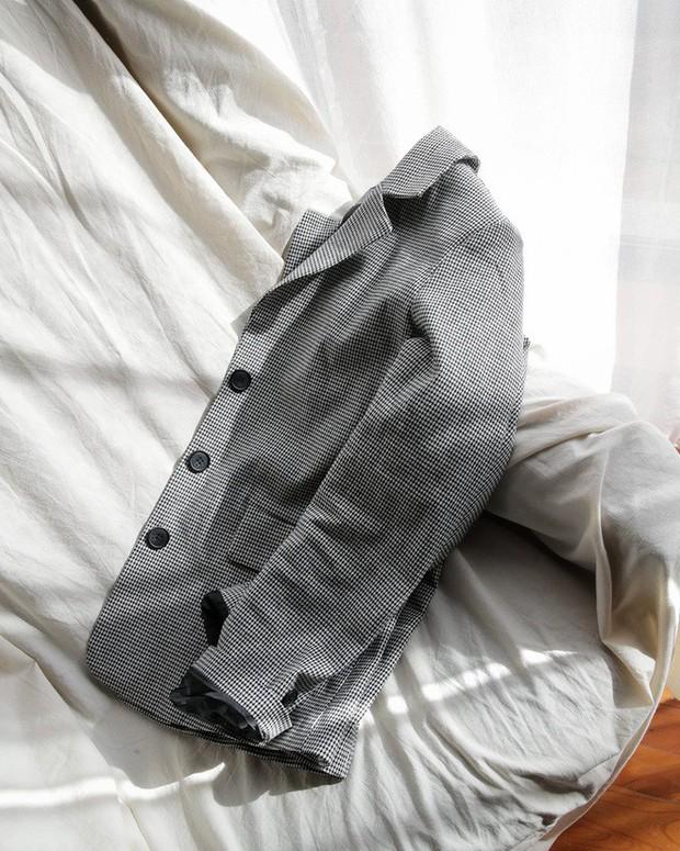 Loạt áo khoác đinh không thể thiếu trong những ngày trời mát lạnh - Ảnh 7.