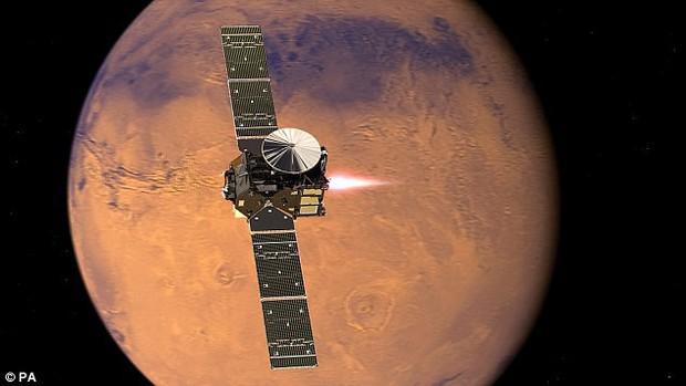 Nước Nga tiết lộ kế hoạch tham gia vào mục tiêu chinh phục sao Hỏa của nhân loại - Ảnh 2.