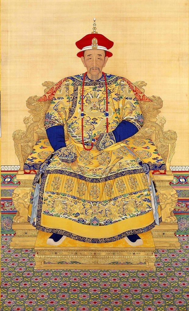 Vị vua đa tình bậc nhất Trung Hoa: 4 hoàng hậu, gần 200 cung tần và 55 người con - Ảnh 1.
