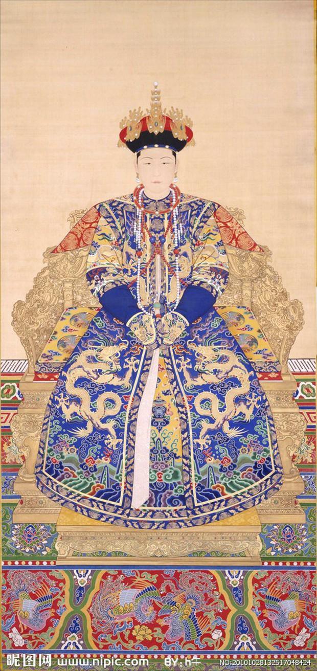 Vị vua đa tình bậc nhất Trung Hoa: 4 hoàng hậu, gần 200 cung tần và 55 người con - Ảnh 2.