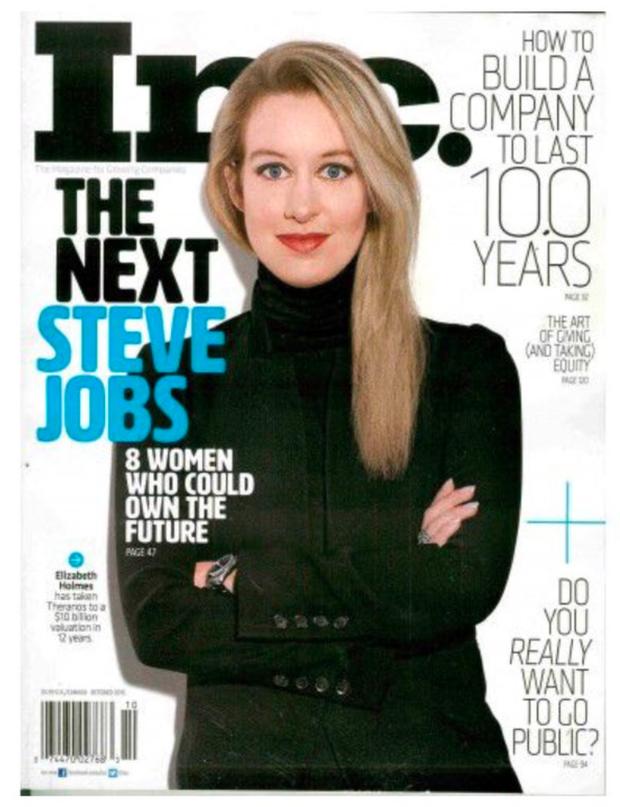 Từng là nữ tỷ phú trẻ nhất nước Mỹ, được mệnh danh Steve Jobs thứ hai, cô gái này bị buộc tội lừa đảo 700 triệu USD và mới nộp có 500 nghìn USD - Ảnh 2.