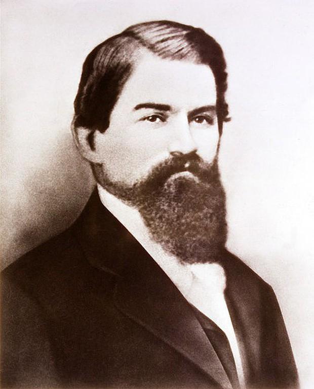 Cuộc đời bi thảm của John Pemberton, người phát minh ra Coca-Cola: Bị chứng nghiện moóc-phin, chết trong nghèo đói - Ảnh 2.