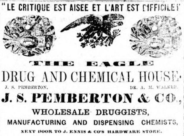 Cuộc đời bi thảm của John Pemberton, người phát minh ra Coca-Cola: Bị chứng nghiện moóc-phin, chết trong nghèo đói - Ảnh 3.