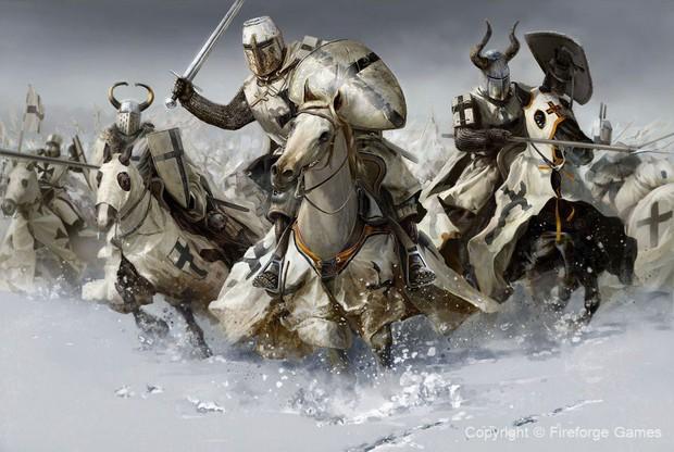 """Đâu chỉ có kỵ binh Mông Cổ, nghe tên những đội quân dưới đây cũng đủ khiến đối thủ """"hồn vía lên mây"""" - Ảnh 4."""