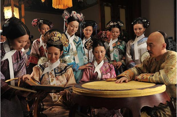 Vị vua đa tình bậc nhất Trung Hoa: 4 hoàng hậu, gần 200 cung tần và 55 người con - Ảnh 7.