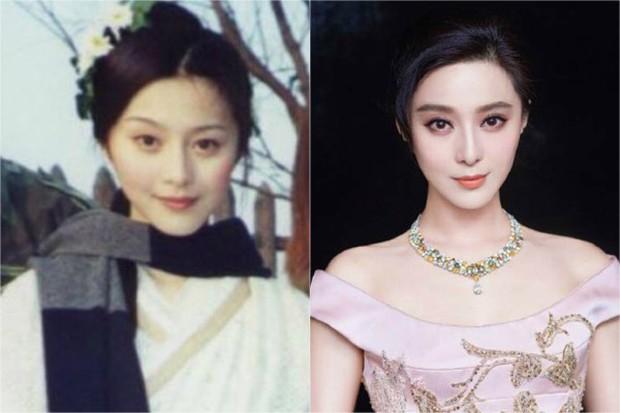 7 nữ thần được Cbiz công nhận không dao kéo: Dương Mịch - Angela Baby không có tên, Triệu Lệ Dĩnh gây tranh cãi - Ảnh 1.