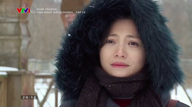 Tình khúc Bạch Dương: Vừa tạm chia tay người yêu để về nước, Minh Trang đã thả thính bồ của bạn thân - Ảnh 1.
