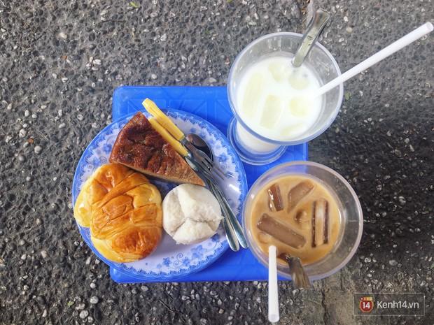 Chốn dừng chân ăn sáng, uống sữa huyền thoại của bao thế hệ người Sài Gòn - Ảnh 2.