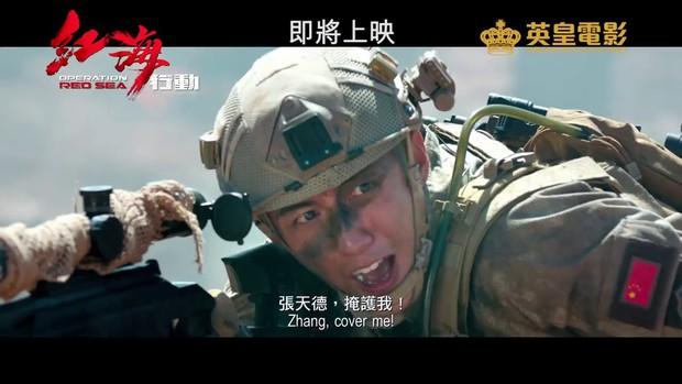 Điệp Vụ Biển Đỏ: Ông hoàng phòng vé thực sự của màn ảnh rộng Hoa Ngữ sau mùa Tết - Ảnh 2.