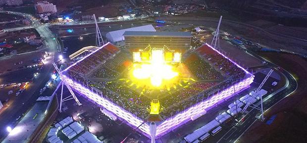 Xây sân vận động, xài xong liền đập bỏ: Tưởng hoang phí nhưng lại là phương án tiết kiệm sau những kỳ Olympic - Ảnh 1.