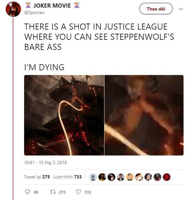 Phim đã hết từ lâu, khán giả mới soi ra cặp... mông gã phản diện đầu trâu của Justice League - Ảnh 2.