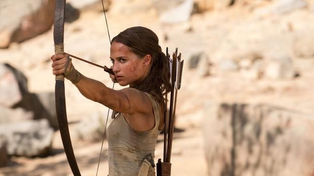 """""""Tomb Raider"""" ơi, đã chuyển thể từ game sao vẫn còn 6 hạt sạn khó đỡ thế kia? - Ảnh 7."""