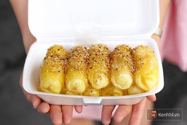 Quán bánh cuốn ngọt Campuchia cực hot ở Sài Gòn: bán cả nghìn chiếc mỗi ngày - Ảnh 4.