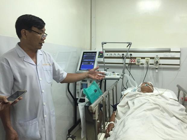 Vụ tai nạn kinh hoàng ở Sài Gòn : Thêm 1 nạn nhân nguy kịch - Ảnh 2.