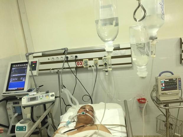 Vụ tai nạn kinh hoàng ở Sài Gòn : Thêm 1 nạn nhân nguy kịch - Ảnh 3.