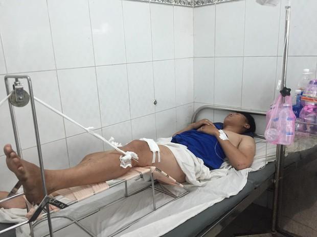 Vụ tai nạn kinh hoàng ở Sài Gòn : Thêm 1 nạn nhân nguy kịch - Ảnh 4.