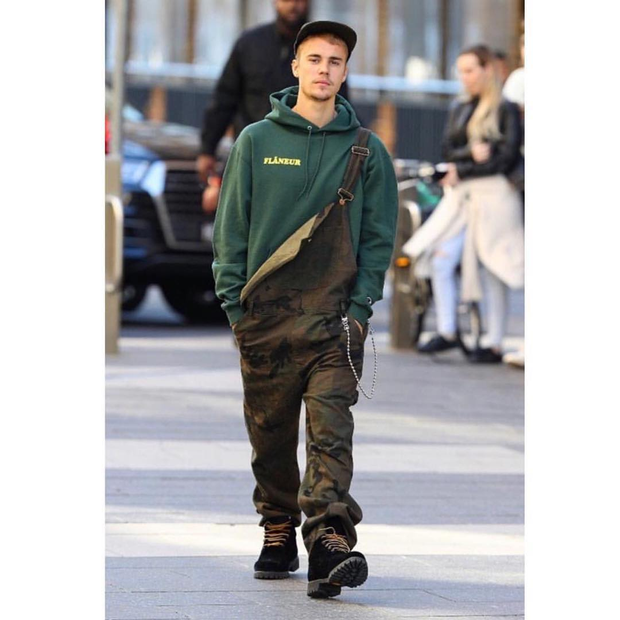Justin Bieber đã lớn thật rồi, và đây là 8 outfit chất lượng nhất từ Instagram của anh chàng - Ảnh 5.