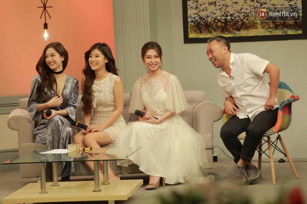 Đạo diễn Quang Dũng: Hoàng Oanh và Khổng Tú Quỳnh nghĩ mình đẹp nên ai cũng casting vai Tuyết Anh trong Tháng năm rực rỡ - Ảnh 3.